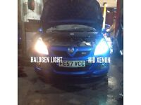 HID Xenon Conversion Kit AC 35w H7 H4