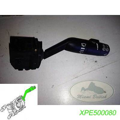 LAND ROVER WASHER & WIPER SWITCH CONTROL RANGE 03-12 XPE500080 USED