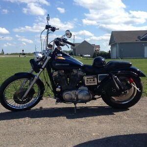 1992 harley sportster 4200 obo as is