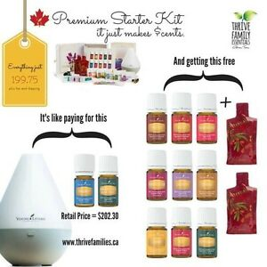 I will pay tax and shipping on your Young Living  oils kit
