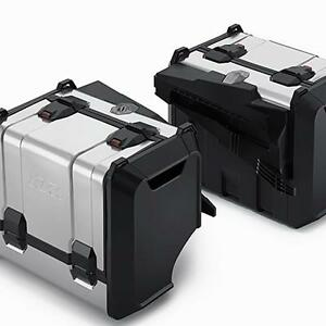 KTM Factory Touring cases luggage panniers