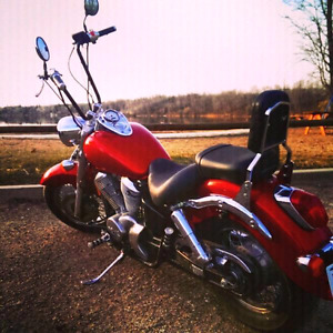 2000 Honda Shadow 750 ACE