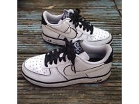 Nike Air Force 1 trainers uk size 4