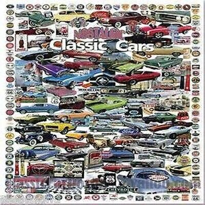 Classic Car Embroidery Machine Pattern Designs Brother Baby Lock PES