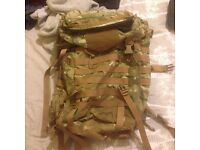 Army day sack