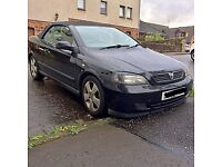 Vauxhall Convertible Astra (05 plate)