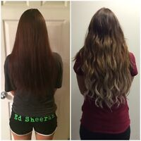 Good prices hair extensions!