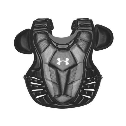 Under Armour Converge UACP3-JRP Youth Pro Chest Protector Black