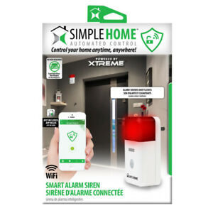 Simple home security products