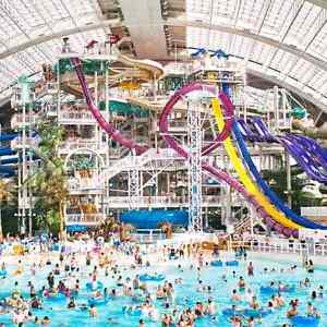 WEM -WATERPARK/GALAXYLAND TICKETS