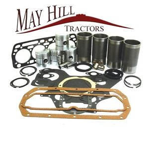 International 374,384,414,434,444 Tractor Engine Overhaul Rebuild Kit - BD154