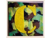 Canvas collage prints