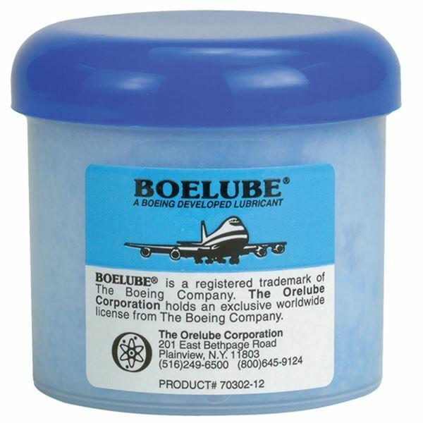 Boelube 70302-12 12 Oz. Soft Blue Paste  Machining Lubricant