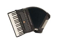 New Scandalli 72 Bass 4 Voice Accordion