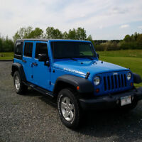 2011 Jeep Wrangler Rubicon