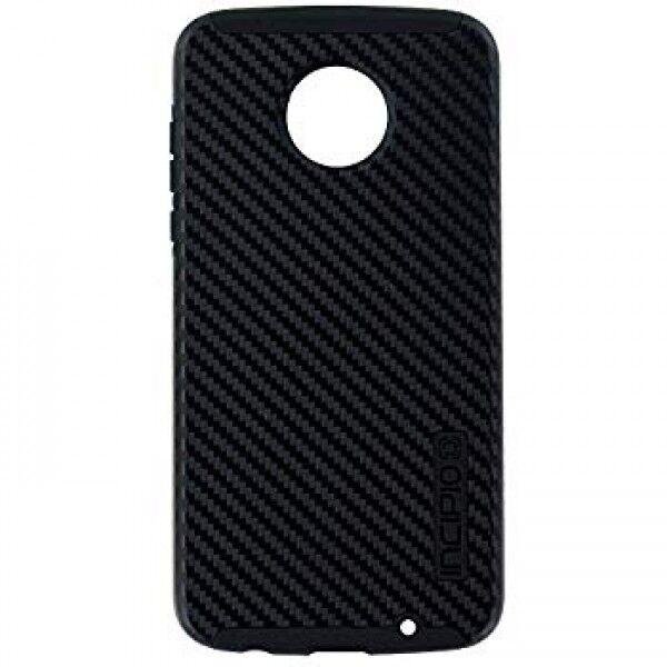 Incipio Motorola Moto Z2 Play Black DualPro ShockProof Carbo