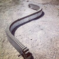 Lowerator conveyor, 2pc's for sale - Best Offer