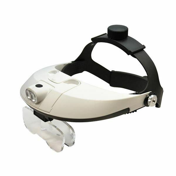 Grobet 29.569 Headband Magnifier