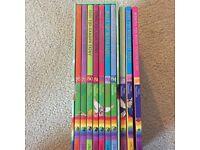 Immaculate 10 Rainbow Magic Books All Like New.