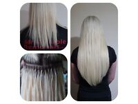HAIR EXTENSIONS 7 systems HONEST PRICES ONLY PROFESSIONAL SERVICE