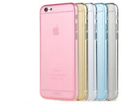 Shockproof Silicone iPhone 6 6S Thin Front & Back TPU Gel Jelly Skin Cover 150 Cases BULK PURCHASE