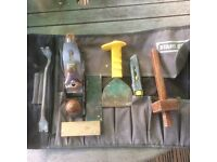 Carpentry Hand Tools