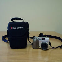 REDUCED Camera & Case