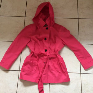 Cleo pink jacket Size Large