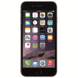 IPhone 6 unlocked to any network boxed