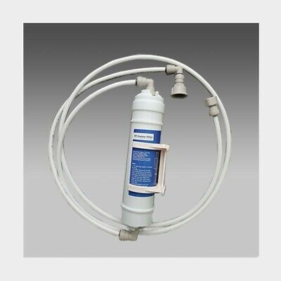 Basic 300lb Commercial Undercounter Ice Machine Maker Water Filter