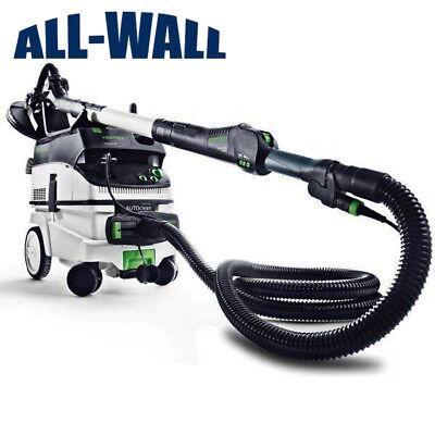 Festool Planex Drywall Sander Wcase Extension Dust Extractor Vacuum Pro Set