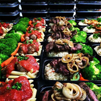 Healthy Catering Service for Busy Adults, Athletes, or Families