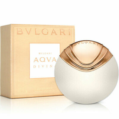 BVLGARI AQVA DIVINA Eau De Toilette EDT Spray Women 2.2 fl oz New Sealed (Bulgari Woman)