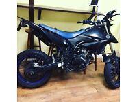 Yamaha wr125x enduro crosser