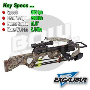 Wanting to sell or trade brand new Excalibur matrix grizzly.