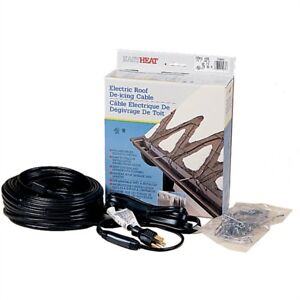 Easy Heat Roof and Gutter de-icing cables (2)