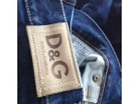 D&G diesel Levi's jeans