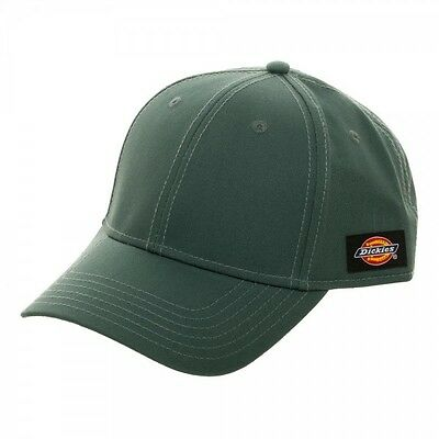 Dickies Core Lincoln Green Adjustable Cap Baseball Hat - Officially Licensed on Lookza