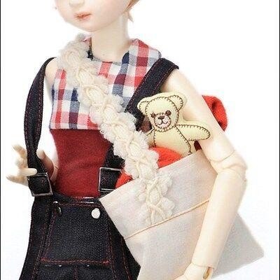 "Neokle pants Dollmore 17/"" 1//4BJD doll clothes outfits MSD Black"