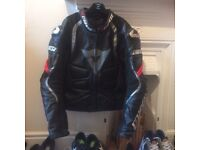 2 PIECE LEATHERS!!! CHEAP!!!