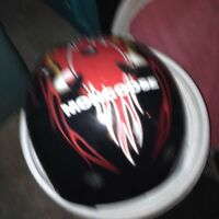 Mongoose bike and helmet