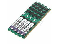 8GB 4X2GB DDR2-800MHz PC2-6400 DIMM Desktop Memory For AMD Motherboard 240PIN UK
