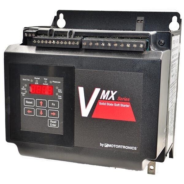 VMX48BP Motortronics 24-48A 575V 40/30HP w/Start Bypass VMX Series  --SA