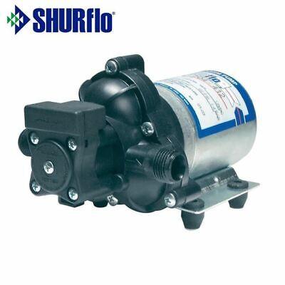 Shurflo 7L 20PSI Water Pump Trail King Caravan Motorhome Boat 2095-204-412
