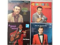 Four classic LPs by Jim Reeves