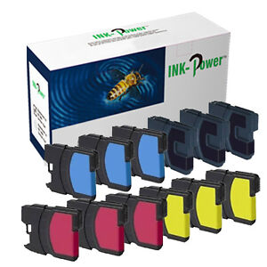 12-LC980-INK-CARTRIDGE-FOR-MFC-250c-290C-490CN-490CW
