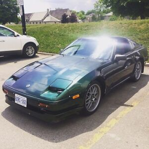 1988 Nissan 300zx SHIRO Going into storage soon !! Need gone !