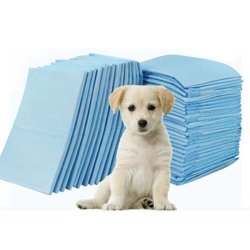 200  23 x 24 FIRST QUALITY Puppy Dog Wee Wee Training Pee/Incontinence Pads