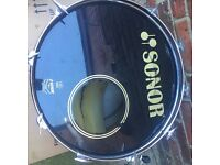 SONOR CENTENNIAL DRUM KIT read on