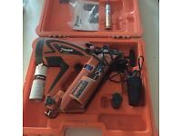 Paslode im360ci first fixing nail gun lithium ok condition year 2016 come with 1 battery and charger